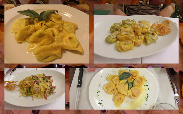 A Food Holiday in Emilia-Romagna Italy - Fresh Pasta
