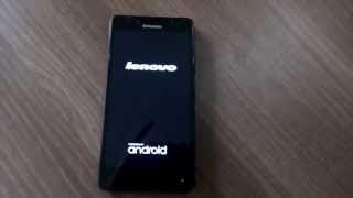 Cara Mengatasi Lenovo A6000 Bootloop /Stuck di Logo Tanpa PC
