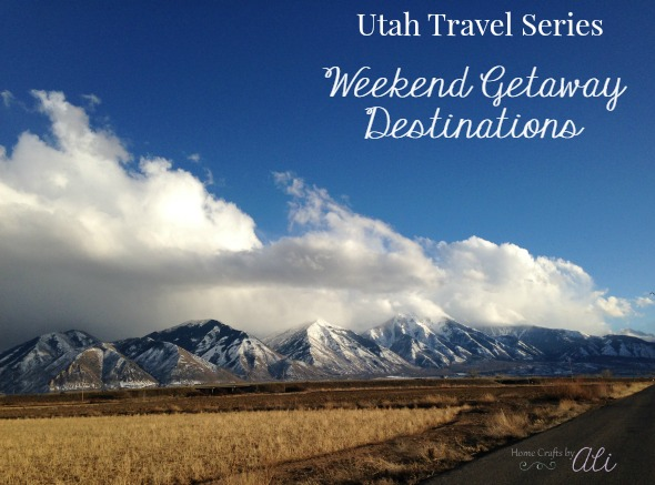 Follow this Utah Travel Series for help deciding which Weekend Getaway Destination is right for you