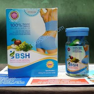 Body Slim Herbal Kemasan baru