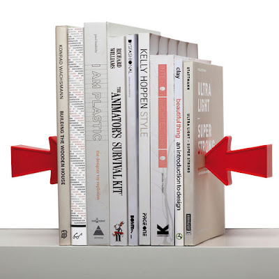 Magnetic Bookends