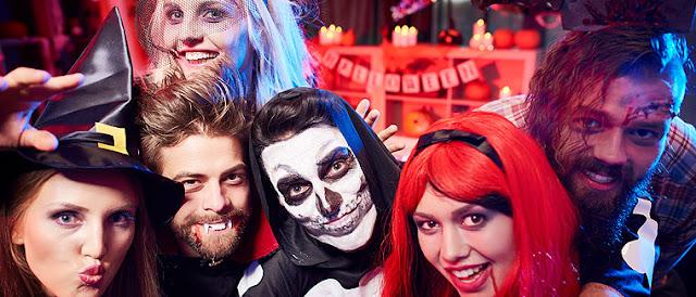 fiestas infantiles halloween Santa Ana
