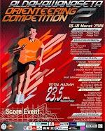 Aldakawanaseta Orienteering Competition II • 2018