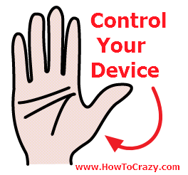 Control Your Computer System With Your Hand Gestures (VLC, Winamp, MS-Pewerpoint)