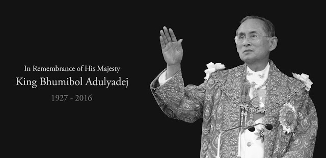 Bhumibol Adulyadej dies