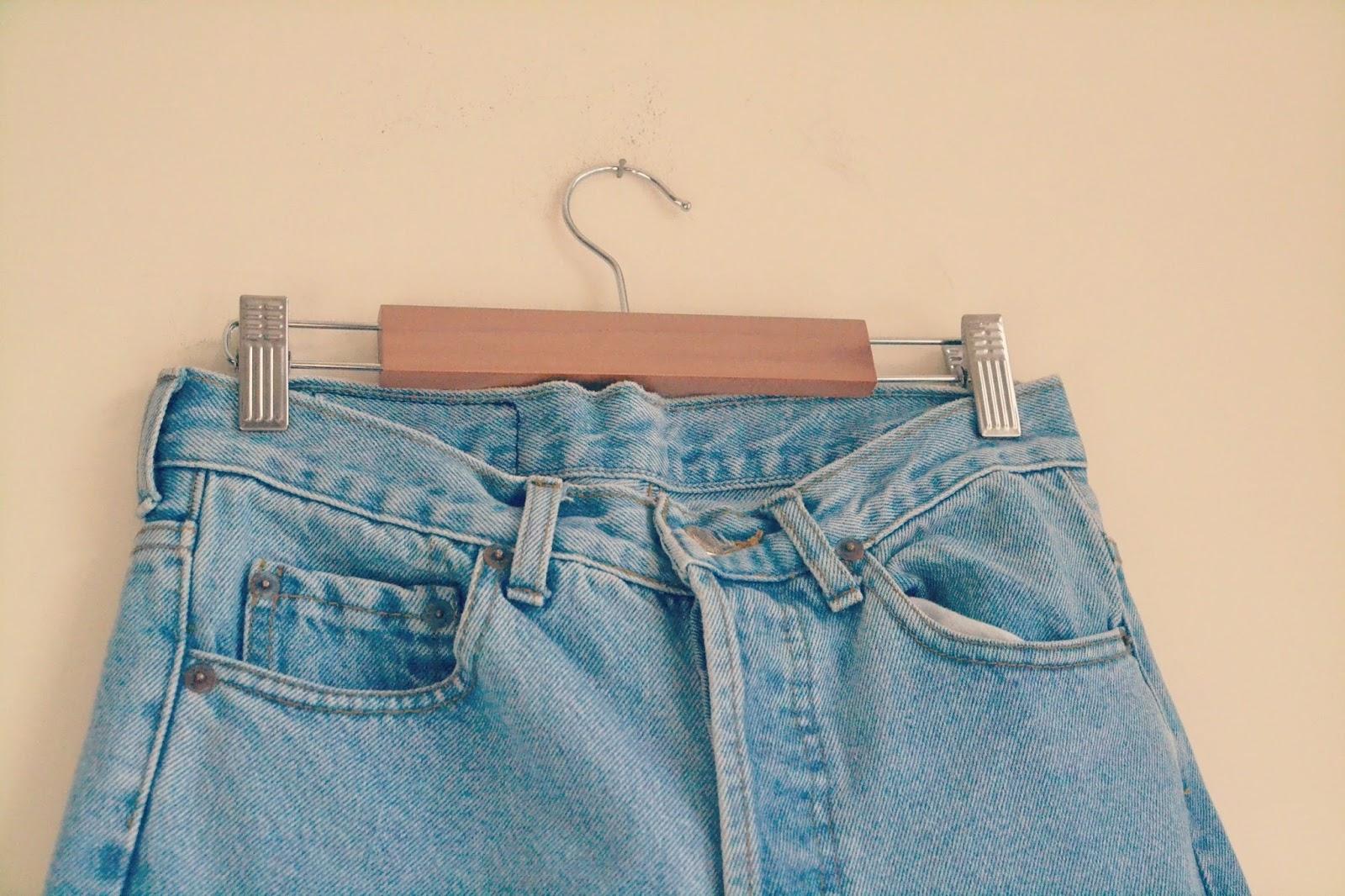 Vintage Levis jeans 501