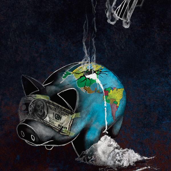 Ilustración. Toda la ceguera del mundo