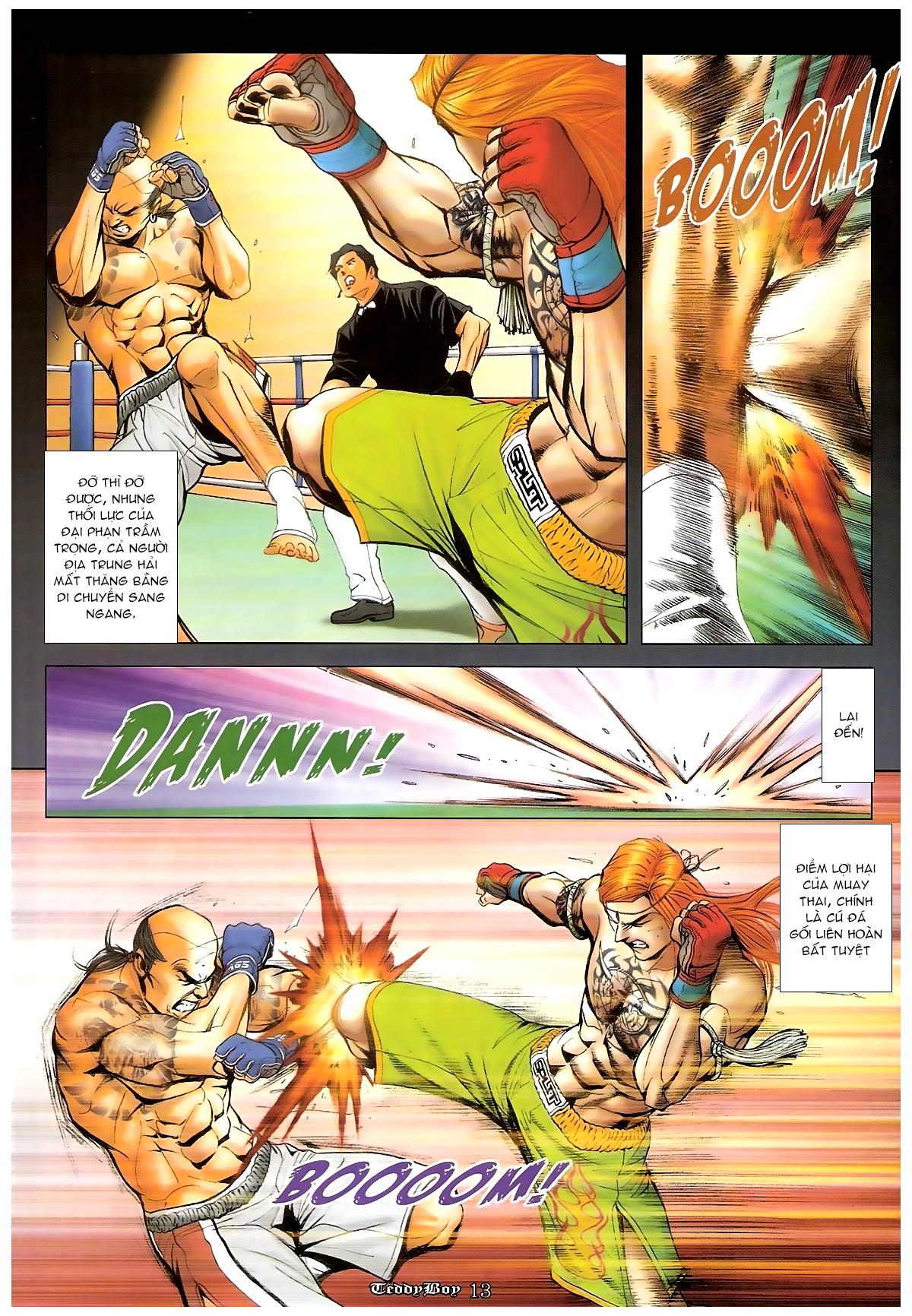 Người Trong Giang Hồ - Chapter 1250: Tối Cường vs Tối Cường 2 - Pic 11
