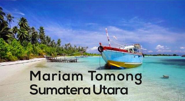 Lirik Lagu Mariam Tomong - Sumatera Utara