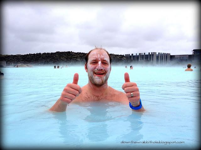 Blue Lagoon facial, Blue Lagoon silica mud, Iceland Blue Lagoon
