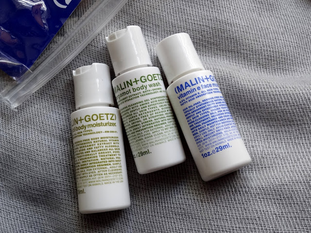 Malin +Goetz Essential Kit