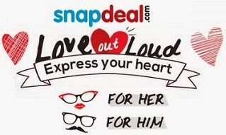 Express your Heart: Valentine Gift Store for Him & Her @ Snapdeal