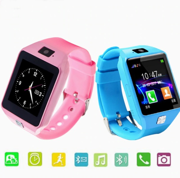 Smart Watch for Kids and Baby Supports SIM Card Android iOS