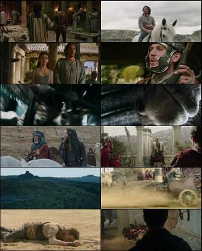 Ben Hur 2016 Movie Download Hindi - English 720p 1GB BluRay