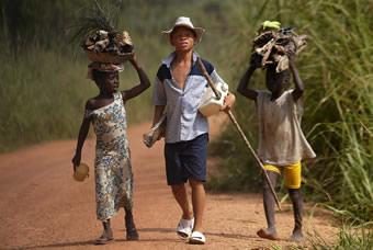 """""""african-children-in-a-world-of-plenty"""""""