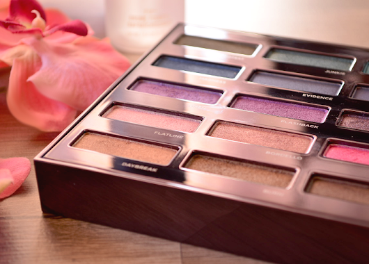 The Beauty of Oz: Urban Decay Urban Spectrum Eyeshadow Palette Produkt Review + Makeup Look