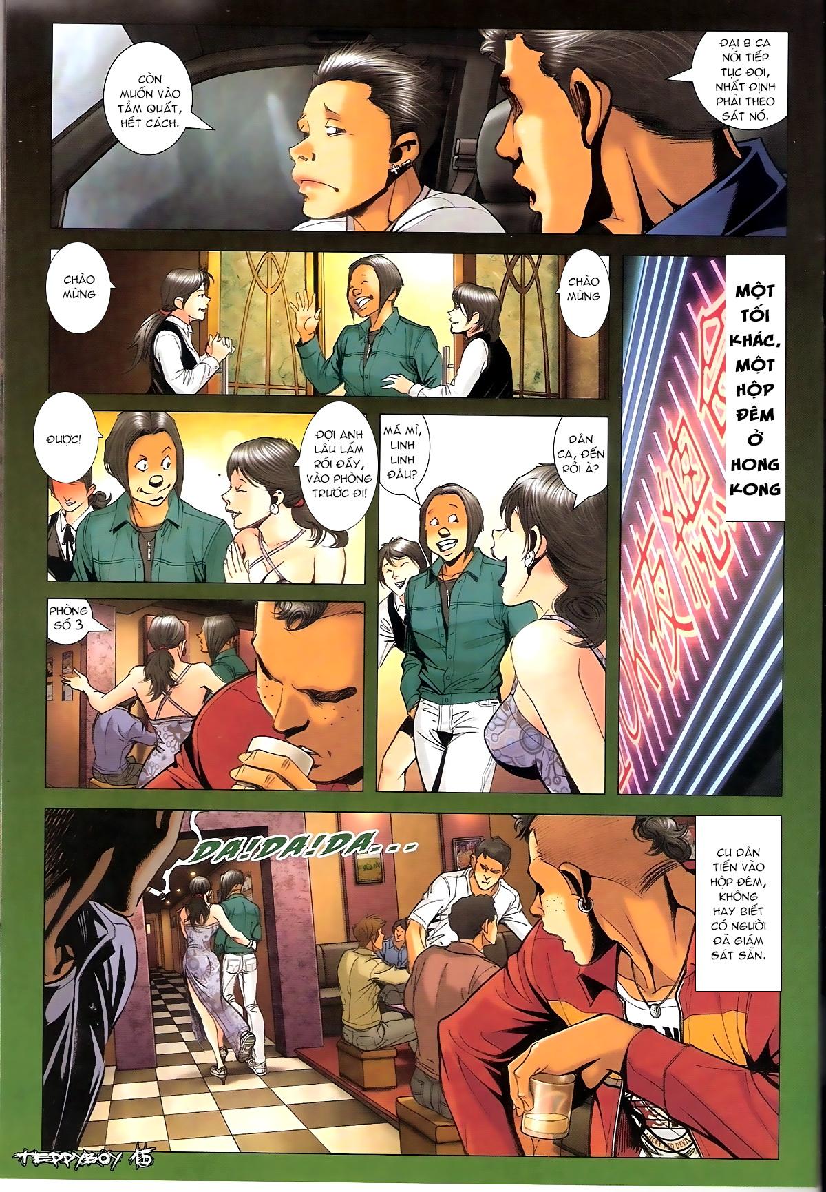 Người Trong Giang Hồ - Chapter 1353: Ông là ai - Pic 14