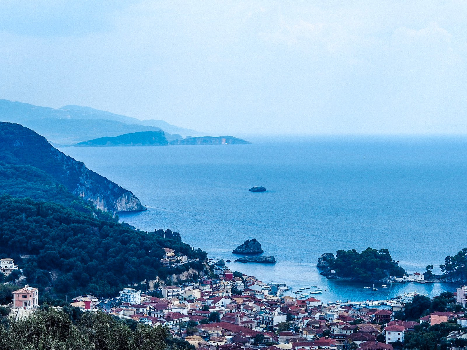 Views of Parga