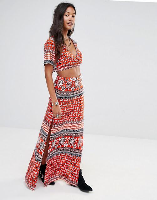 faldas largas para mujeres cristianas