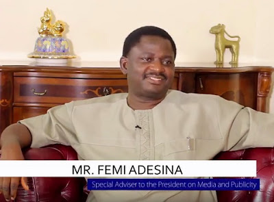 Why Chief of Defence Staff is Stepping Sown - Presidency Reveals