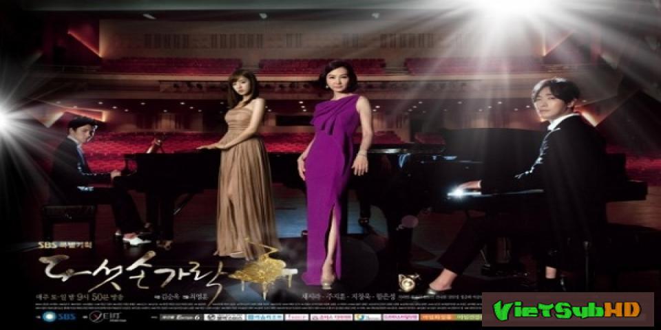 Phim Thiên Tài Bạc Phận Hoàn tất (30/30) Lồng tiếng HD | Five Fingers 2012