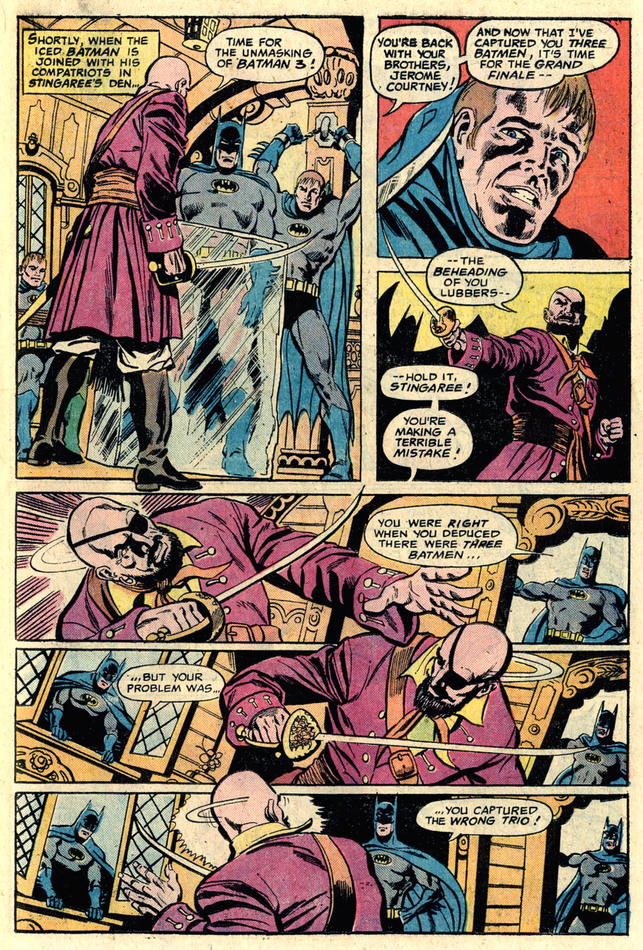 Detective Comics (1937) 462 Page 10