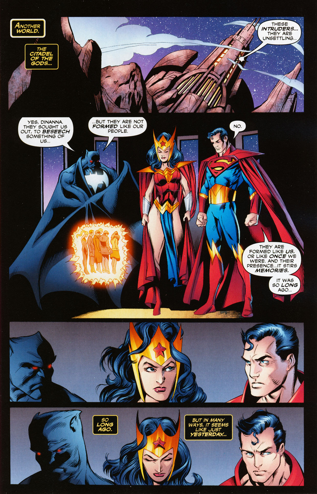 Read online Trinity (2008) comic -  Issue #36 - 3