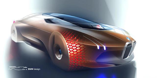 30 CRONOSAL JPEG - BMW Rancang Desain Mobil 100 Tahun Mendatang, Ini Penampakannya