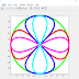 Flower type figure in MATLAB (with concept of unit circle plotting in MATLAB)