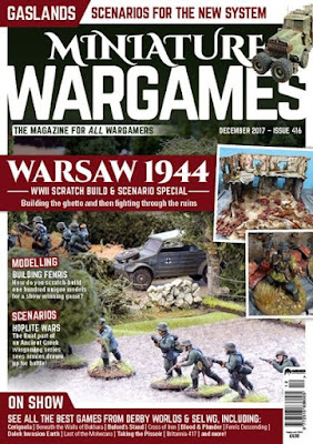 Miniature Wargames 416, December 2017