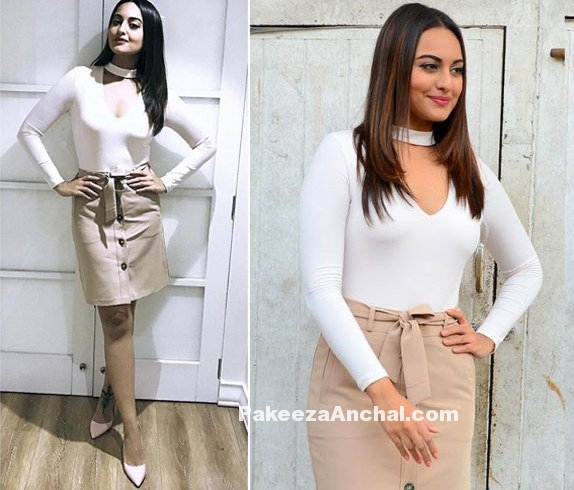Sonakshi Sinha in her new look from Force-2