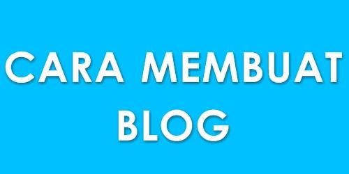 Ingin membuat blog dengan mudah? Begini caranya!