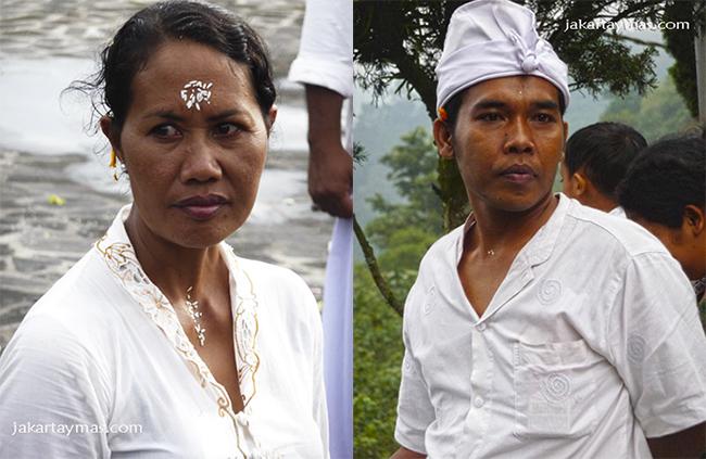La gente en Bali