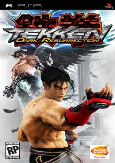 Tekken Dark Resurrection Psp Oyun Full
