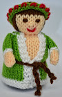 Scrooge Doll Knitting Pattern