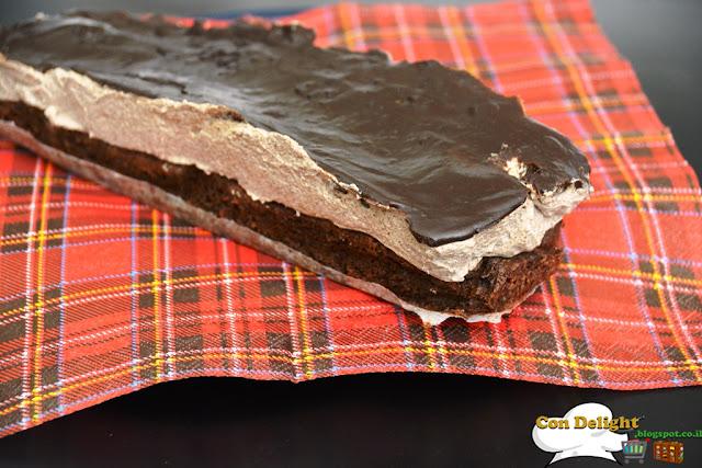 chocolate layers cake עוגת שכבות שוקולד
