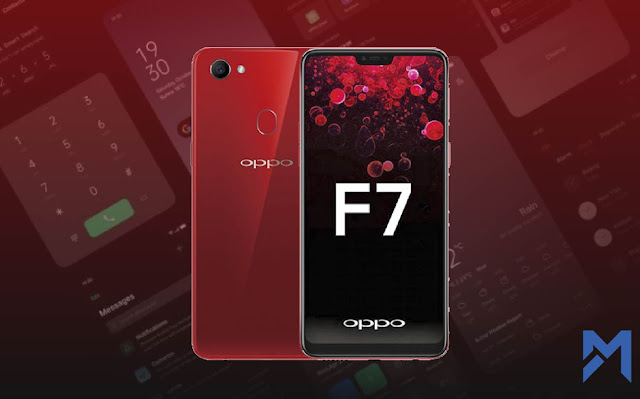 Oppo F7 Android 10 (ColorOS 7) stable update released