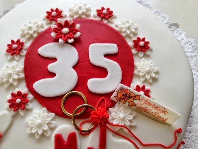 12,5 jaar getrouwd | huwelijk | trouwkaarten: 35 jaar getrouwd