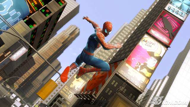 Spider Man 3 Free For PC