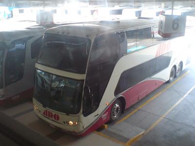 Gu a del viajero en m xico lineas en mexico con autobuses de dos pisos - Autobuses de dos pisos ...