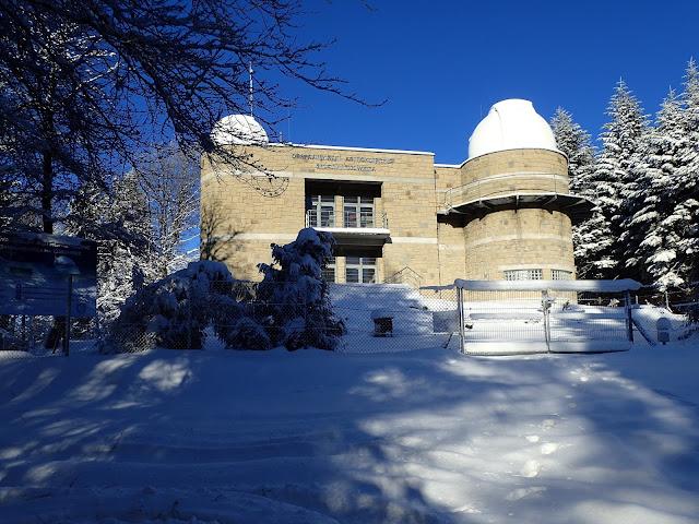 Lubomir (szczyt) - obserwatorium