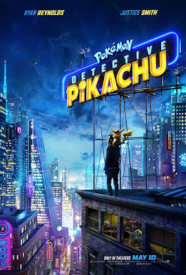 Pokemon Detective Pikachu 2019 movie poster
