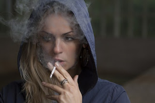 Chemicals  in Tobacco, Smoking Causes Sickness.