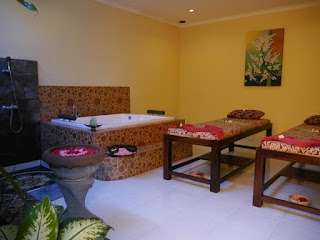 The Feel Of The Fingers Of The Therapists At The Putri Bali Spa
