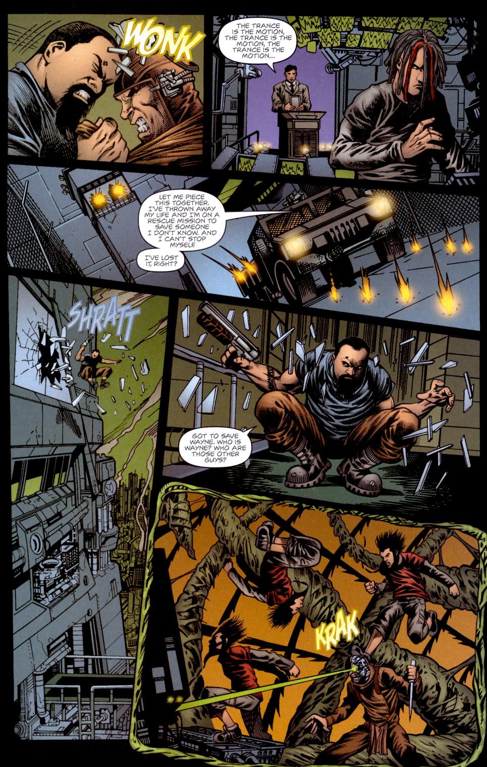 Read online Static-X: Machine comic -  Issue # Full - 12