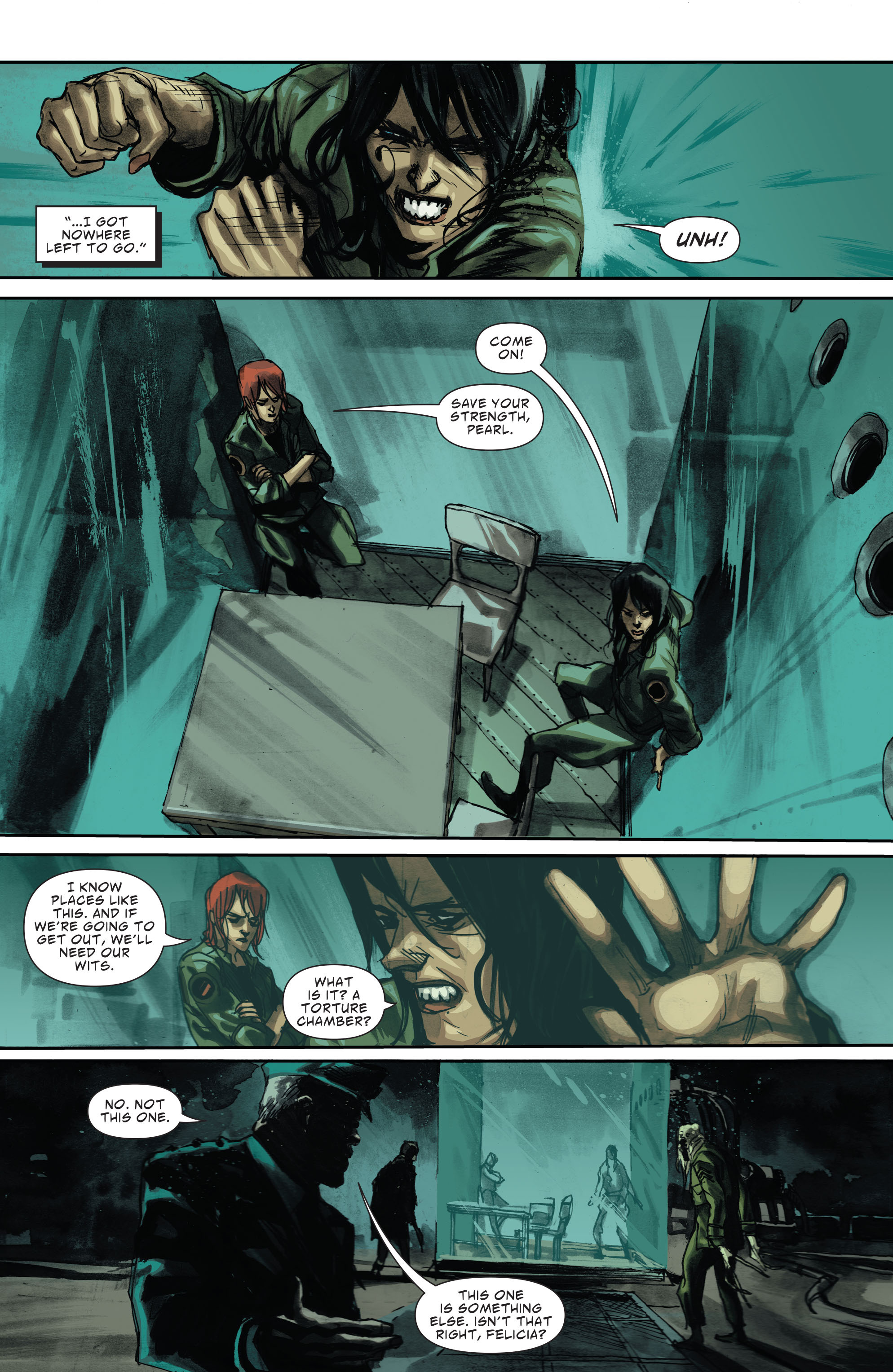 Read online American Vampire: Second Cycle comic -  Issue #9 - 8