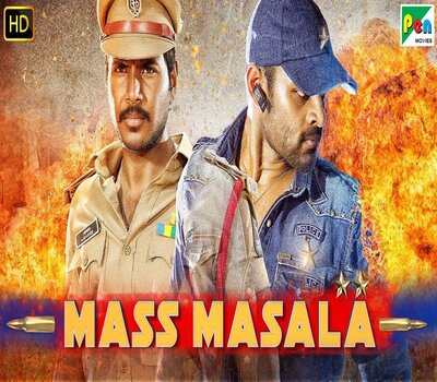 Mass Masala (2019) Hindi Dubbed 720p HDRip x264 950MB Movie Download