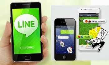 تحميل برنامج لاين Line للمكالمات المجانية Download Line Free Calls