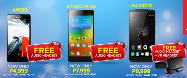 Discounted Lenovo Smartphones