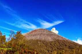 Panorama Gunung Semeru